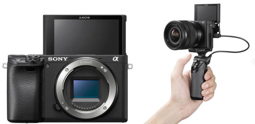 Sony lança α6400 com autofoco mais rápido do mundo e gravação de vídeos em 4K 1
