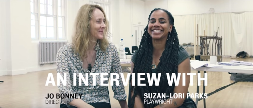 Father Comes Home | Interview with Suzan-Lori Parks and Jo Bonney