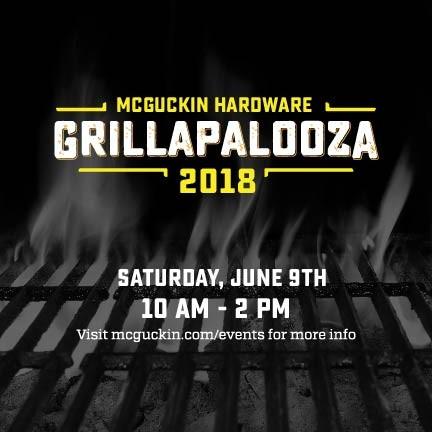 Grillapalooza 2018 at McGuckin Hardware