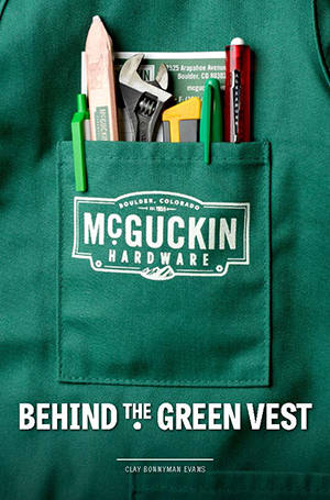 Behind the Green Vest