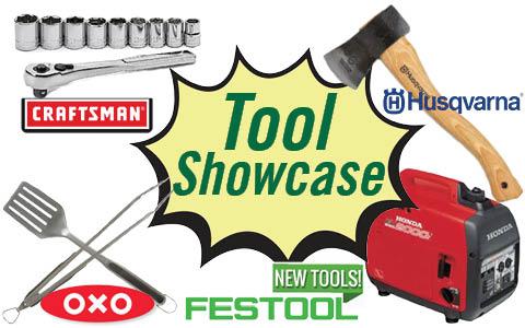 McGuckin Tool Showcase