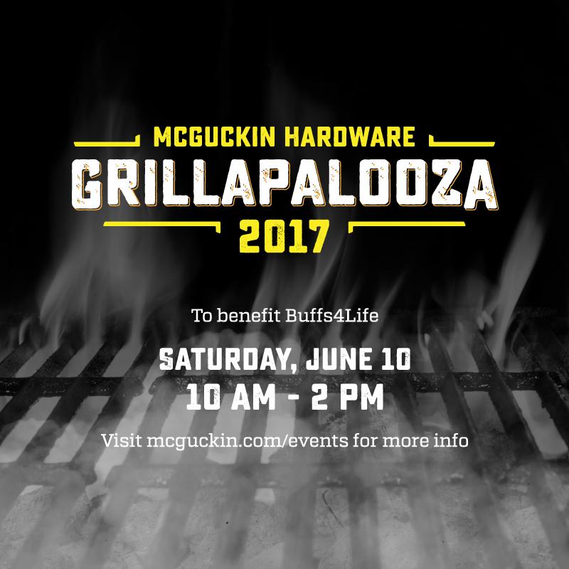 Grillapalooza at McGuckin Hardware
