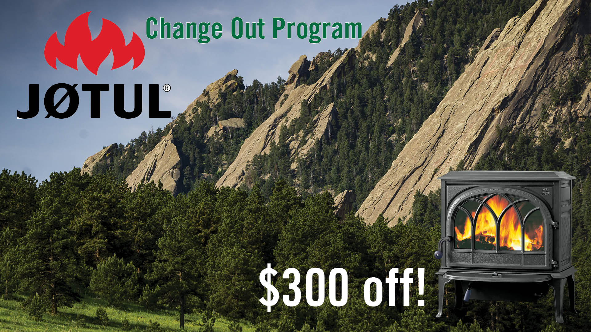 Jotul Change Out Program