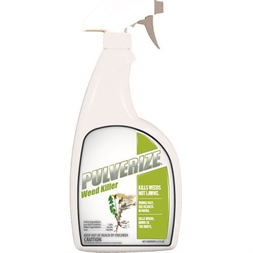Pulverize Weed Killer