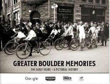 Greater Boulder Memories Book