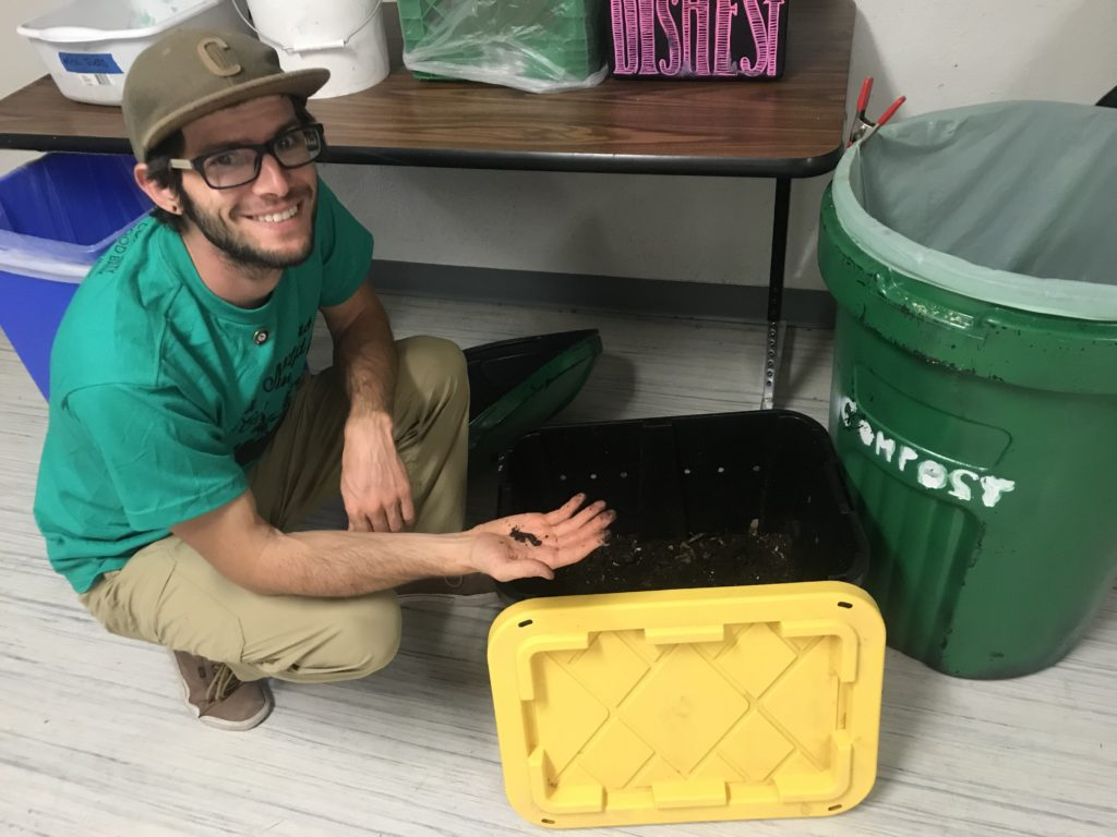 Worm Composting with Frank