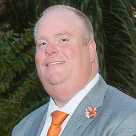 Mark Trowbridge, President & CEO Coral Gables Chamber of Commerce