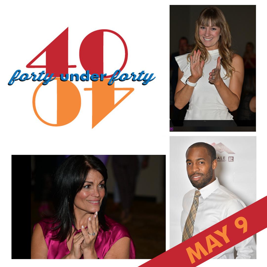 40 Under 40 Awards are May 6, 2019. Details at https://scottsdalerealtors.org/event/40-under-40-awards