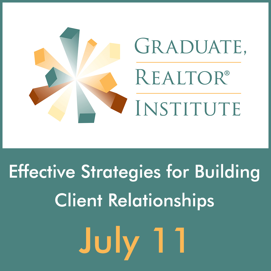 GRI Building Client Relationships