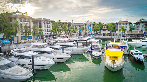 Boat Lagoon Yachting's Extravagant Line-up at Phuket Rendezvous 2018!