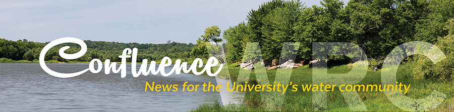 Confluence — News for the University's water community