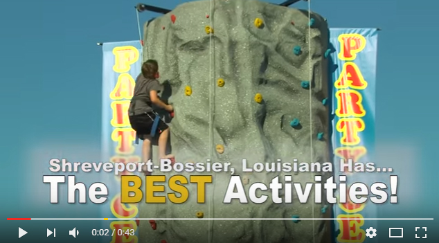 Family-friendly things to do in Shreveport and Bossier City