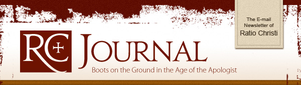 RC Journal - The E-mail Newsletter of Ratio Christi