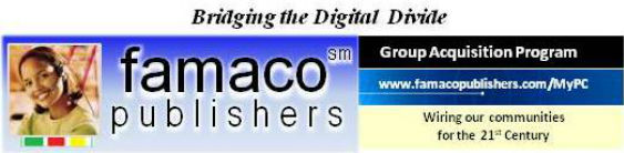 FAMACO Publishers...Bridging the Digital Divide