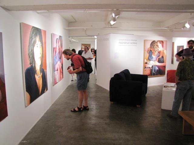 Figurative Works at Gallery 114