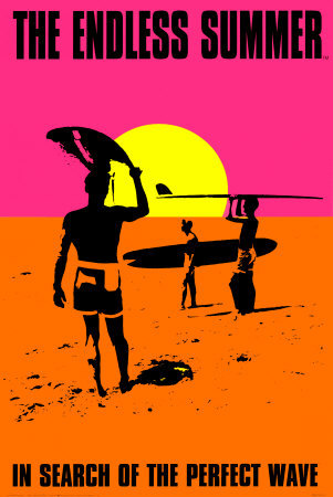 The Endless Summer Movie Poster