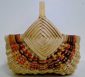 picture of 8 inch egg basket