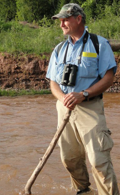 Gary Casper, Field Biologist