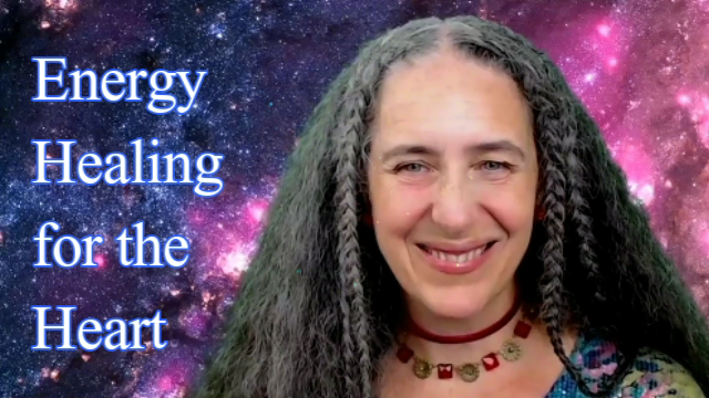 Energy Healing for the Heart