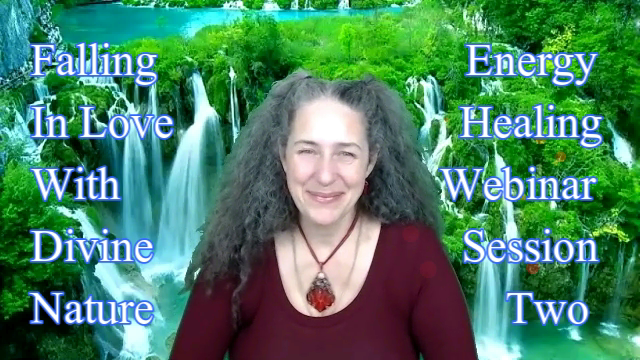 Falling in Love with Divine Nature Session Two Dorothy Rowe Webinar