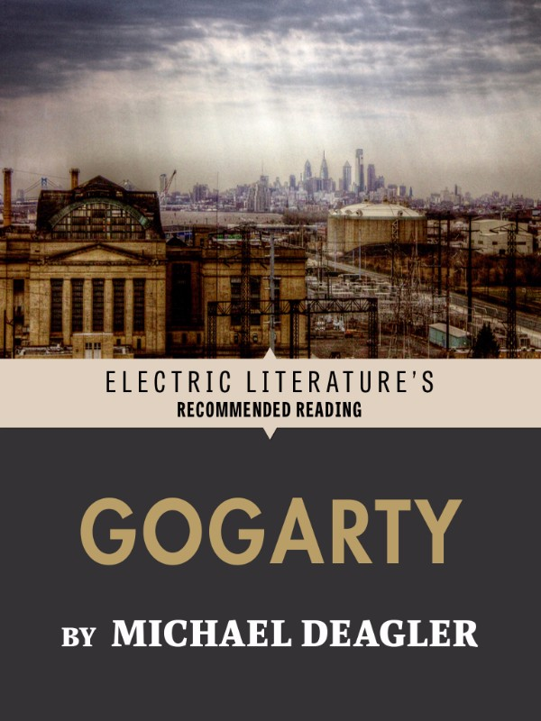 Gogarty by Michael Deagler