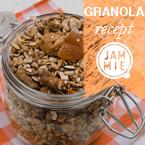 Granola recept JAMMIE