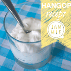 Hangop recept JAMMIE