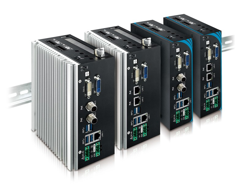 Vecow ARS-2000 Flexible Configuration for faster time-to-market