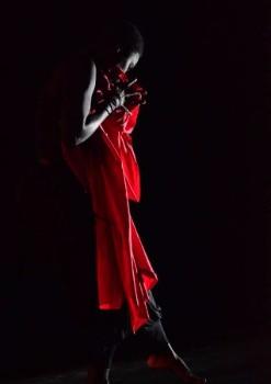 photo danseuse kadhy Sarr