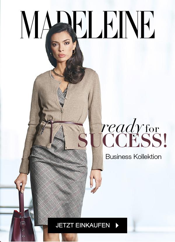 Exklusive Business Kollektion von MADELEINE
