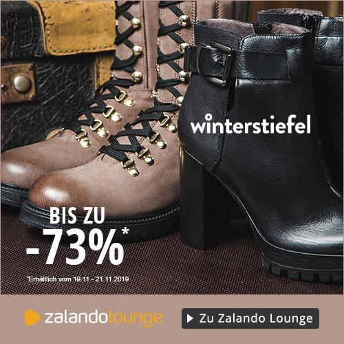 ZALANDO Lounge: bis -73% auf WINTERSTIEFEL