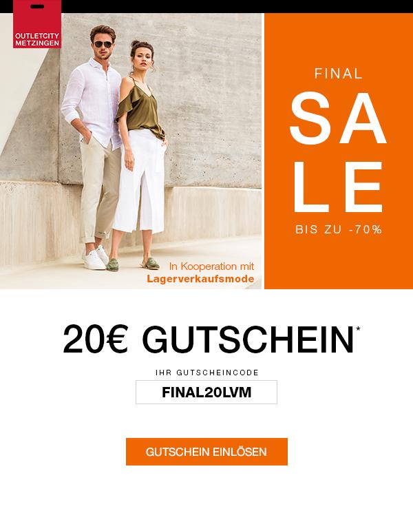 FINAL Sale bis -70%