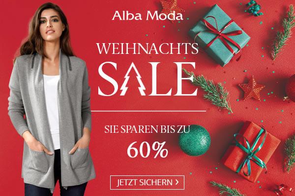 ALBA MODA bis -60% im Weihnachts-SALE