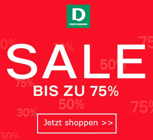 DEICHMANN bis -75%