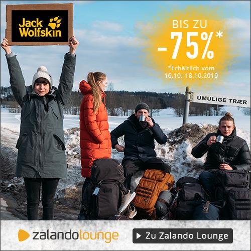 JACK WOLFSKIN bis -75%