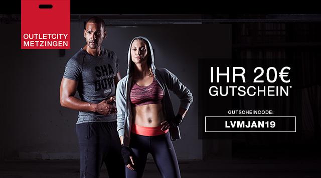 Starten Sie sportlich ins neue Jahr mit dem Code: LVMJAN19