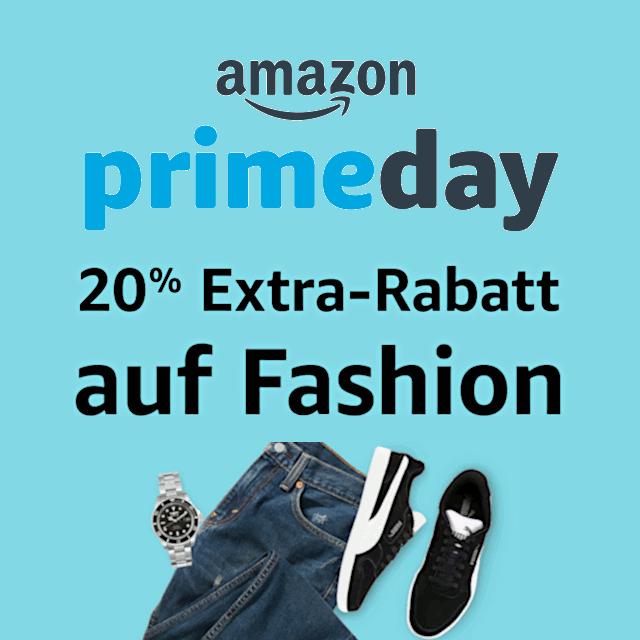 Amazon Prime Day -20% EXTRA