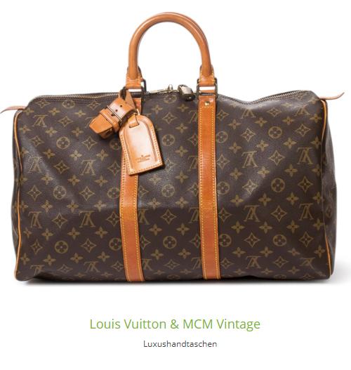LOUIS VUITTON Vintage Taschen SALE