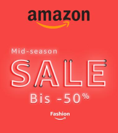 AMAZON Mid-season SALE bis -50%
