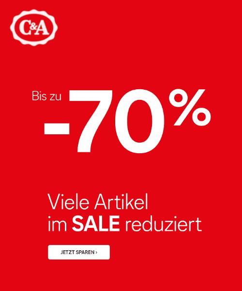 C&A bis -70%