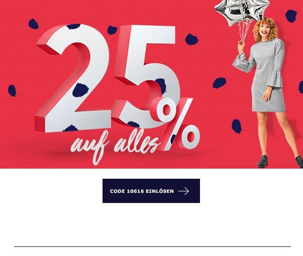 HEINE -25% auf ALLES
