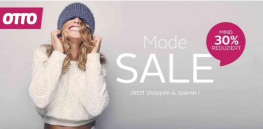 Jetzt bei OTTO: Mode SALE bis zu minus 30 Prozent