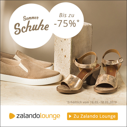 SOMMERSCHUHE bis -75%