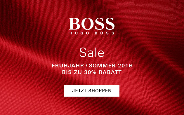HUGO BOSS bis -30%