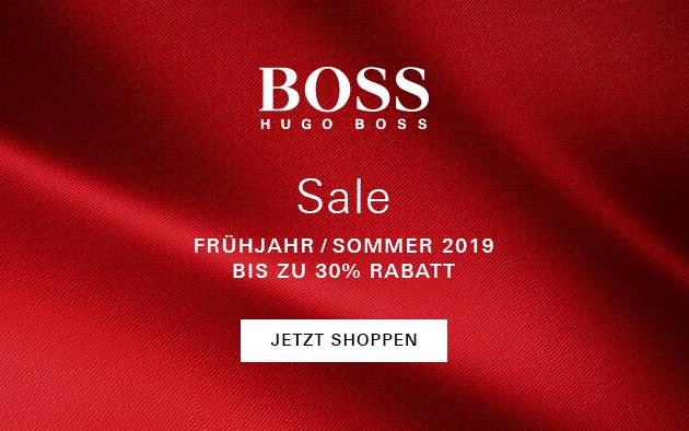 HUGO BOSS bis -30%