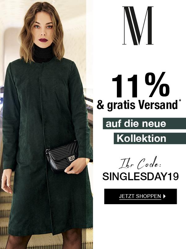 MADELEINE: -11 % & gratis Versand