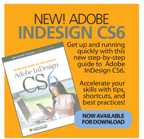 What's New InDesign CS6