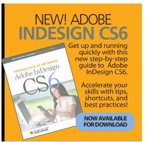 What's New InDesign CS6