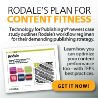 TFP Case Study: Rodale's Plan for Content Fitness