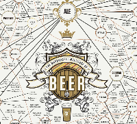 INFOGRAPHIC: The Incredible Taxonomy of Almost Every Beer in the World
